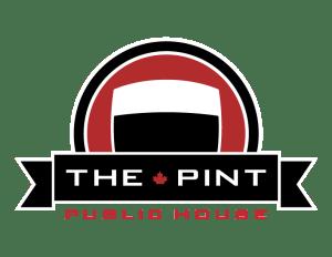 Pint Logo White