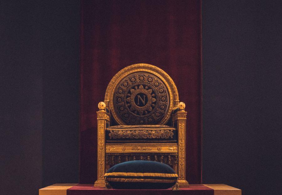 Napoleonthrone
