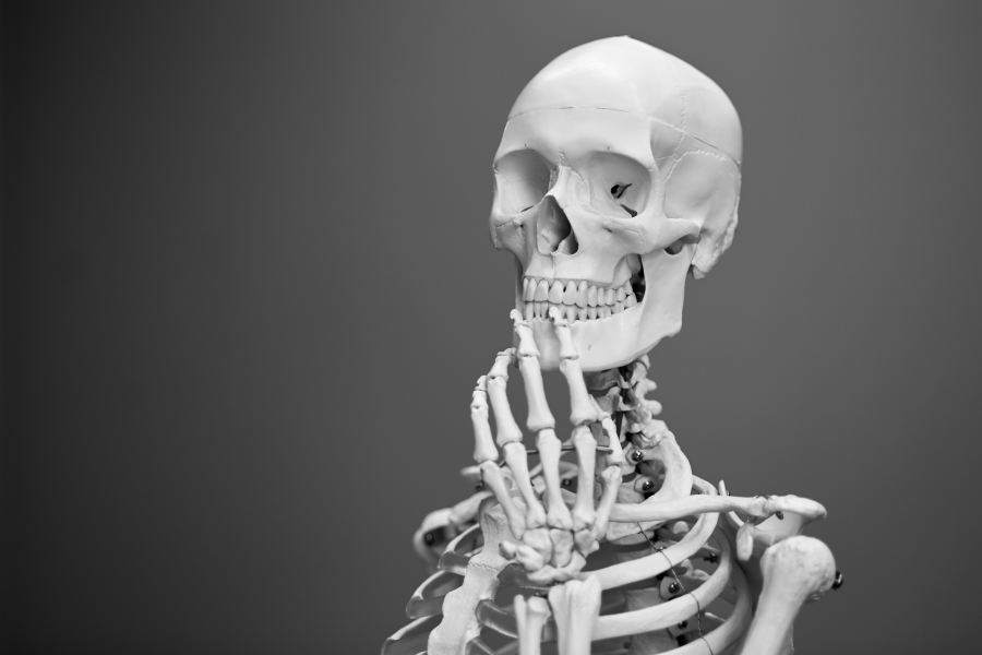 thinkingskeleton