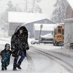 Getting Dumped On: Snowmaggedon, Women's Health and Human Rights