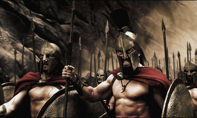 ¡Espartanos! ¿Cuál es vuestro oficio?