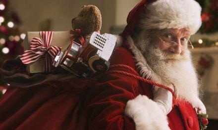 Santa Claus no viene a verme