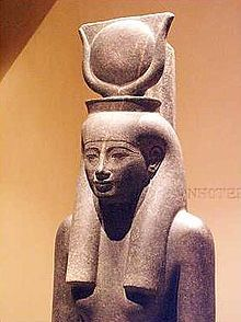 Diosa Hathor
