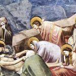 Arte gótico: Lamentación por Cristo Muerto