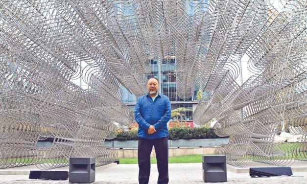 La obra de Ai Weiwei desde la perspectiva del simulacro de Baudrillard