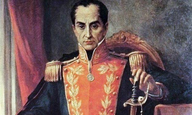 El discurso de Angostura por Simón Bolívar, El Libertador