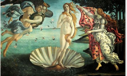 «El nacimiento de Venus» de Sandro Botticelli (II)