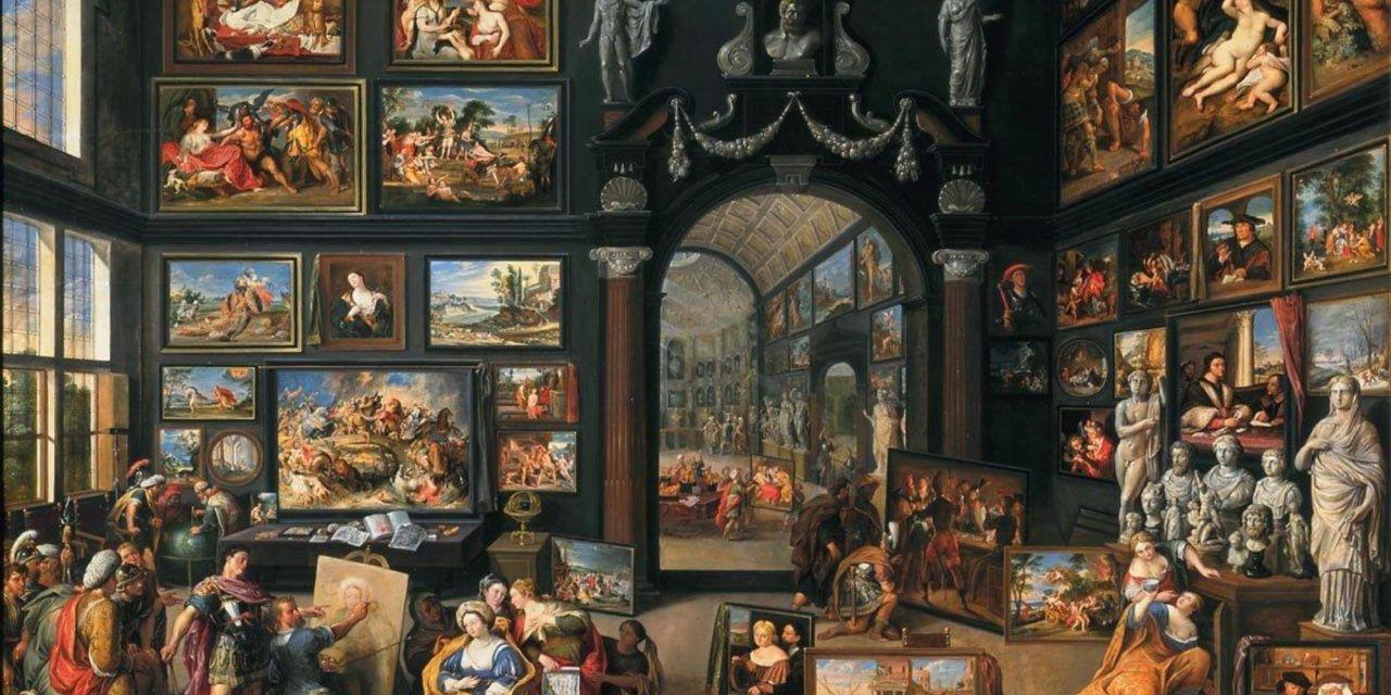 La pintura del siglo XVII en Flandes