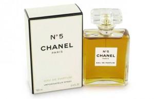 History of Make-up - Perfume Chanel No5