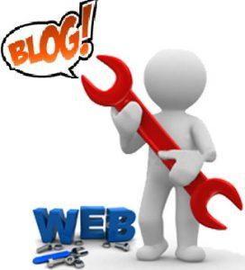 Blog Building
