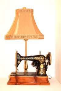 Sewing Machine Lamp - Bing images