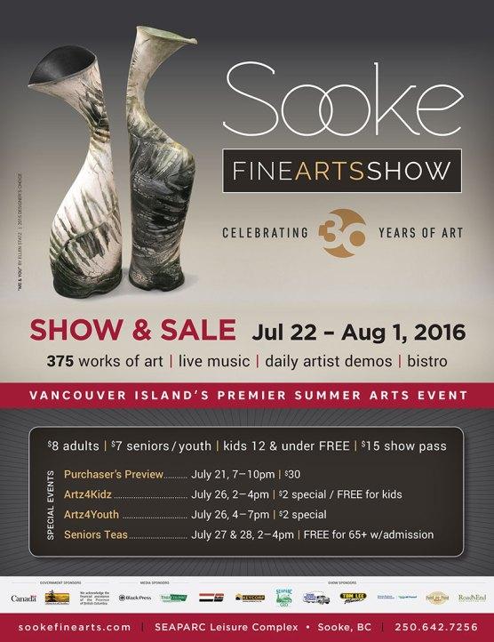 Sooke Fine Arts Show
