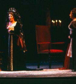 LA FORZA DEL DESTINO, Canadian Opera Company,1987