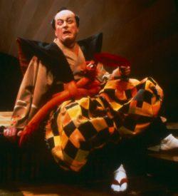 THE MIKADO, KOKO, costume design, 1982