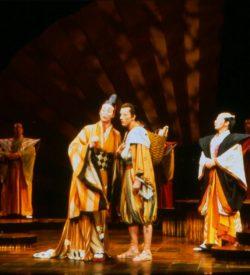 THE MIKADO, POOH-BAH, KOKO & CHORUS, 1982