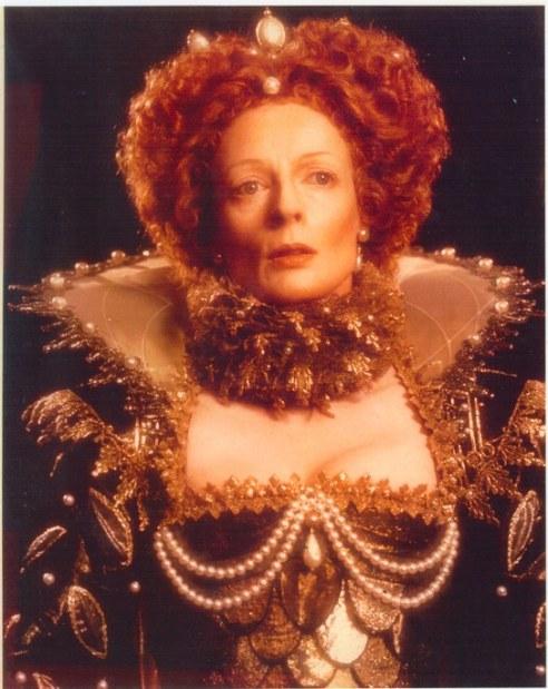 Stratford Festival, A Midsummer Night's Dream, Maggie Smith as Hippolyta