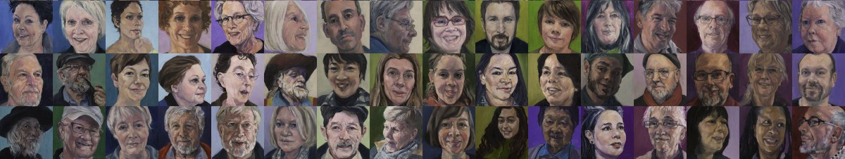 12th Annual Easter Art Show 2018 – Portrait of an Island