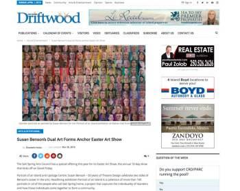 Gulf Islands Driftwood, March 28, 2018 issue