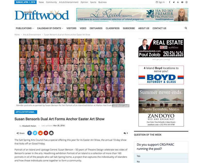 Gulf Islands Driftwood, March 28, 2018 issue