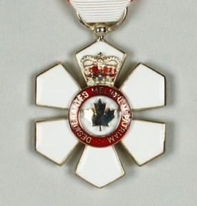 Susan Benson, Member of the Order of Canada 2019