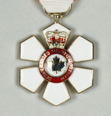 Susan Benson, Member of the Order of Canada 2019