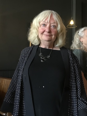 Patricia Flood's book on Susan Benson — Stratford celebration, June 2/19