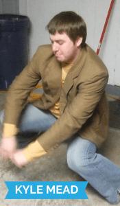 Kyle dancing