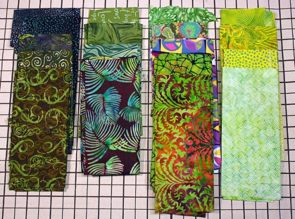Peace fabrics.