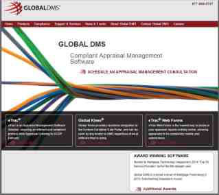 Global DMS Website