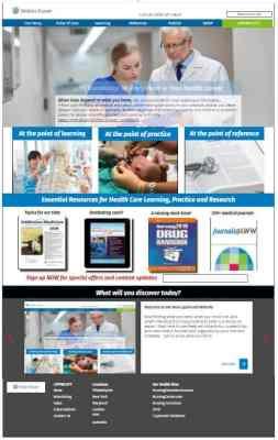 Lippincott Home Page