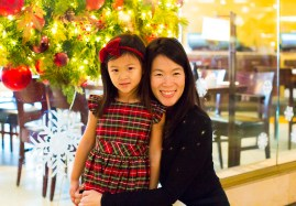 Breakfast with Santa at Rockefeller