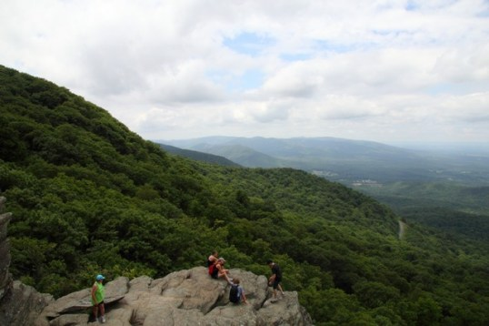 Humpback Rocks and Turk Mountain 1
