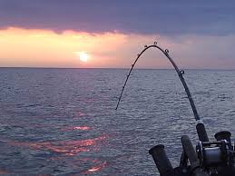 Lake MI fishing