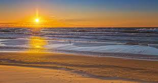 Lake MI sunset (3)