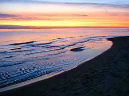 Lake MI sunset (8)