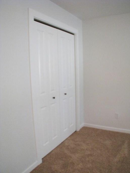 2444 Lower level bedroom closet