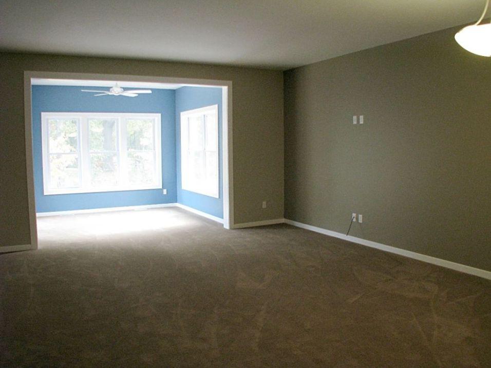 2506 Living room looking into the 4-season room