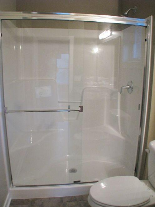 2506 Master bath walk-in shower