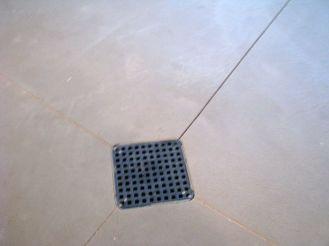 2433 Garage floor drain