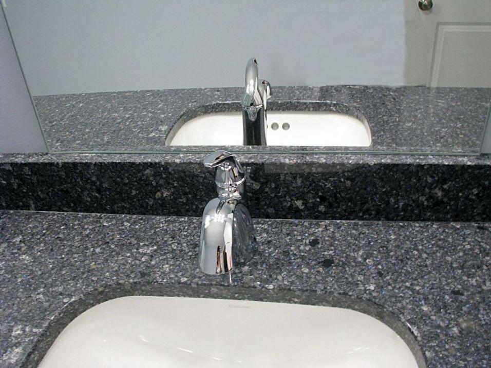 2437 Master bath vanity