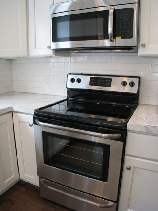 2518 Flat surface electric stove