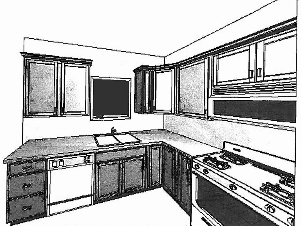 Artists Drawings | Sawgrass Condos in Holland, Michigan
