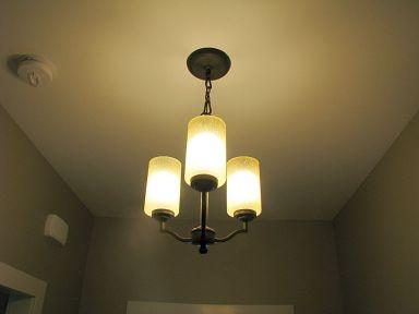 Example of flyer lighting.