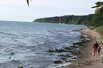 Glenn Pier Cove Beach