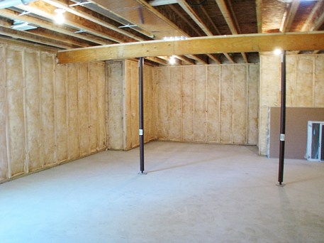 54-unfinished area, potential future expansion to additional bedroom or hobby room