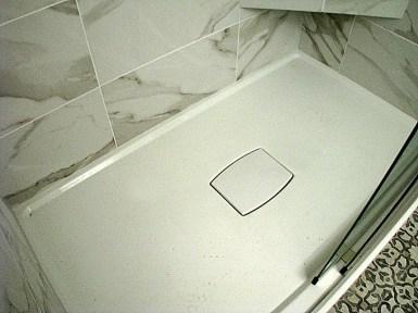 6408 master shower acrylic base