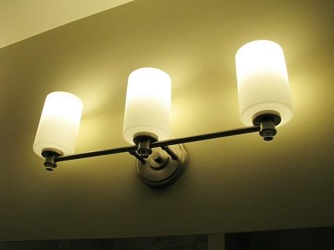 bath light fixture