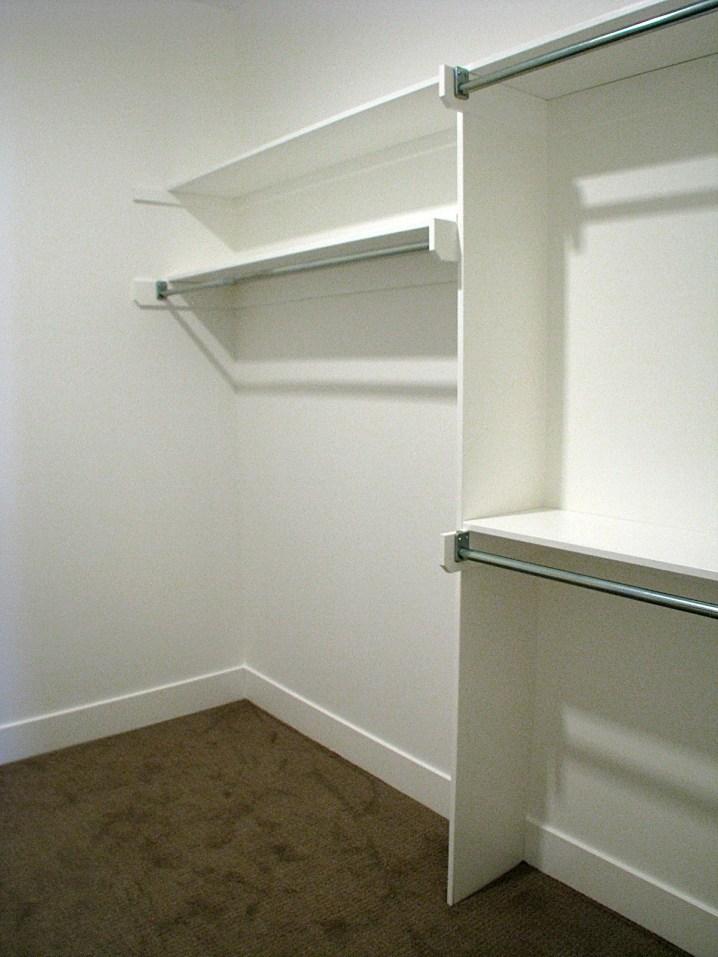 walk in closet master