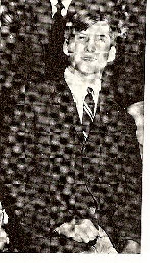 Bill Cushman, Ole Miss, 1967