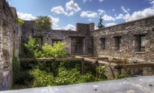 Lindsay Mill Ruins